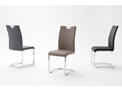 Stolička Tia - Glamour Design 1