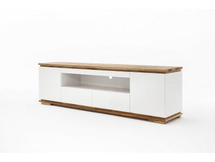 TV stolík CHIARO biely - Glamour Design 1