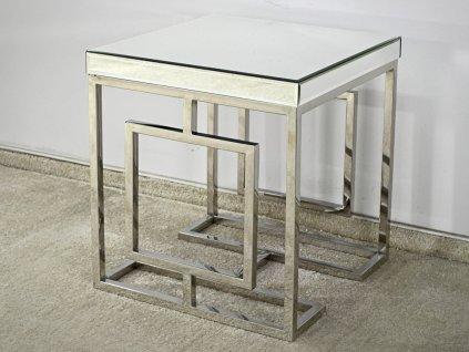 Príručný stolík Patric - Glamour Design 1