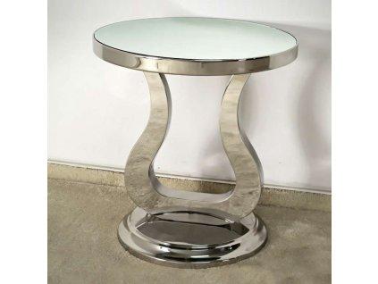 Príručný stolík Roel W - Glamour Design 1