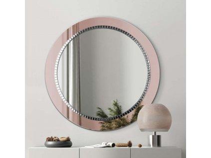 Zrkadlo Bracelet rose gold - Glamour Design 1