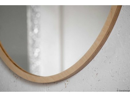 Zrkadlo Scandi wood - Glamour Design 1