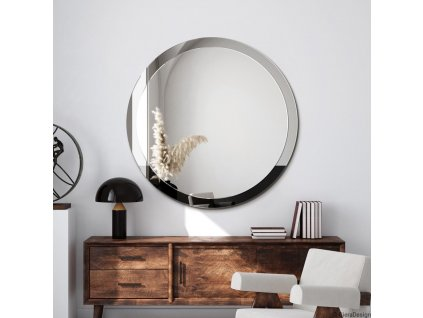 Zrkadlo Sunrise graphite - Glamour Design 1