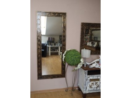 Zrkadlo Leona - Glamour Design 1