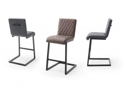 Barová stolička Kian - Glamour Design 1
