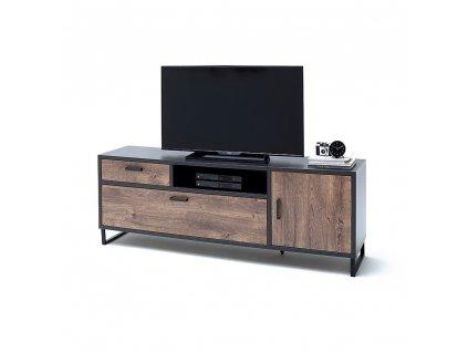TV stolík HALIFAX I - Glamour Design 1