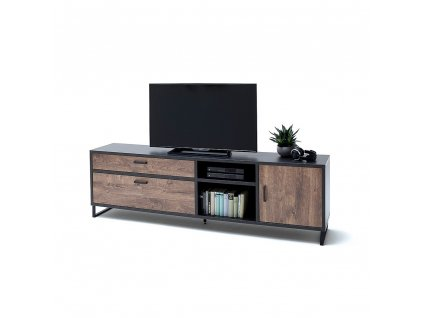 TV stolík HALIFAX II - Glamour Design 1
