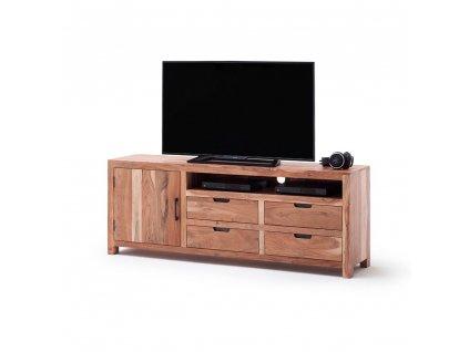 TV stolík WILLOW II - Glamour Design 1
