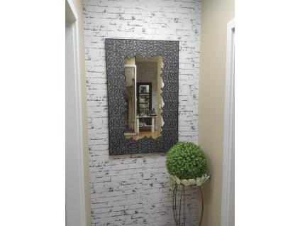 Zrkadlo Nora - unikát - Glamour Design 1