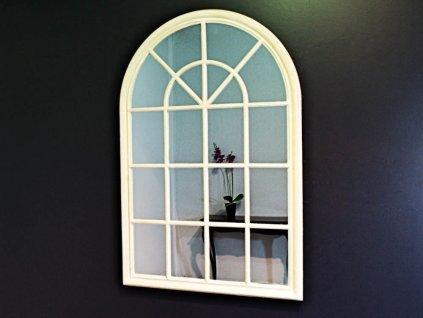 Zrkadlo Lanester cream 100x150 cm - Glamour Design 1