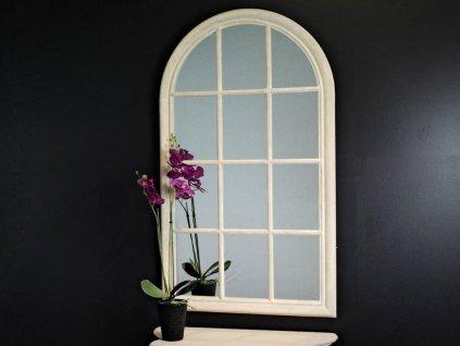 Zrkadlo Lanester cream 80x136 cm - Glamour Design 1