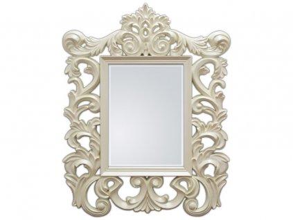 Zrkadlo Paule pearl 87x112 cm - Glamour Design 1