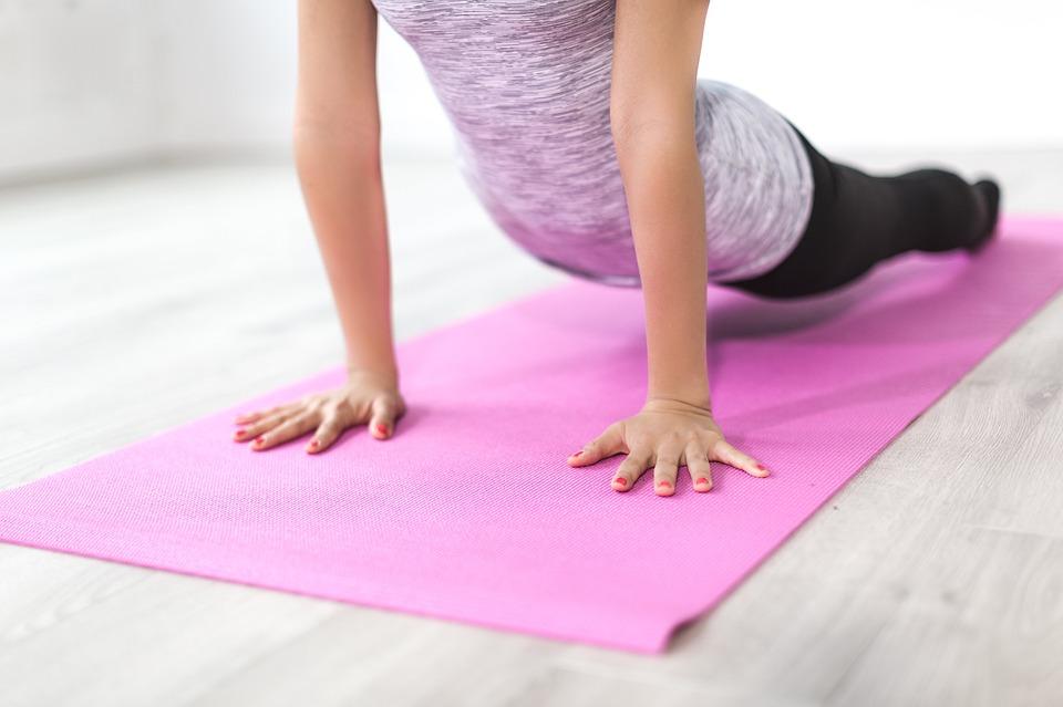 Jak se udržet fit v pohodlí domova