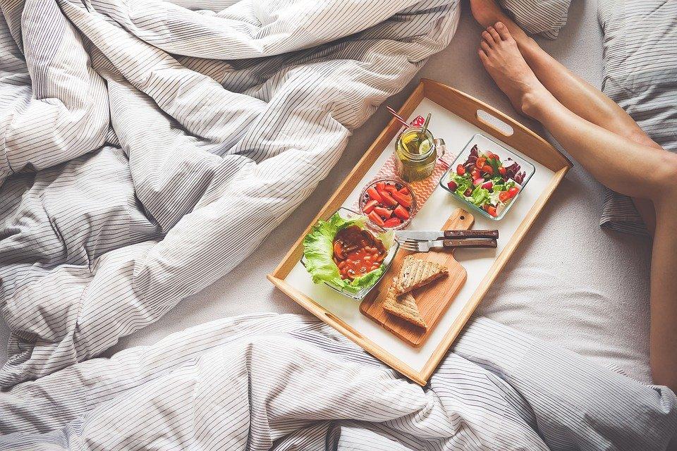 Jak si sestavit jednoduchý jídelníček bez jakýchkoli výpočtů