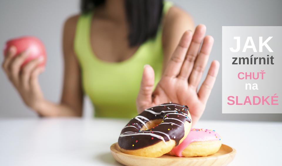 Jak zmírnit chuť na sladké. Jde to několika způsoby