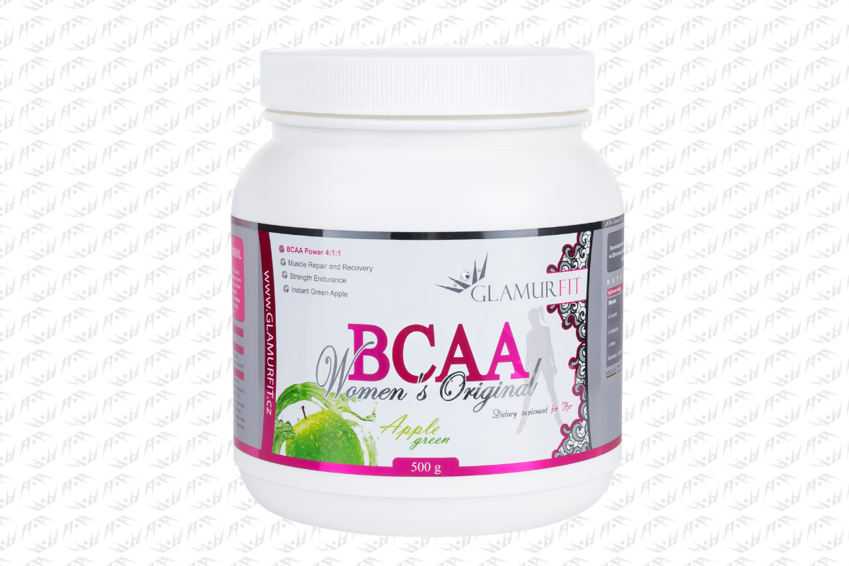 Doplnit cukry s BCAA Women´s je klíčový krok k úspěchu