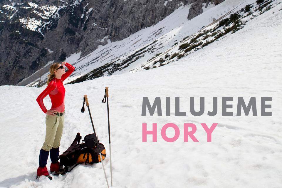 Milujeme hory: Výšlapy, které vám budou brát dech