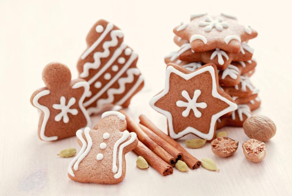 Vánoce jsou tady! Zdravé pečení z našich proteinů