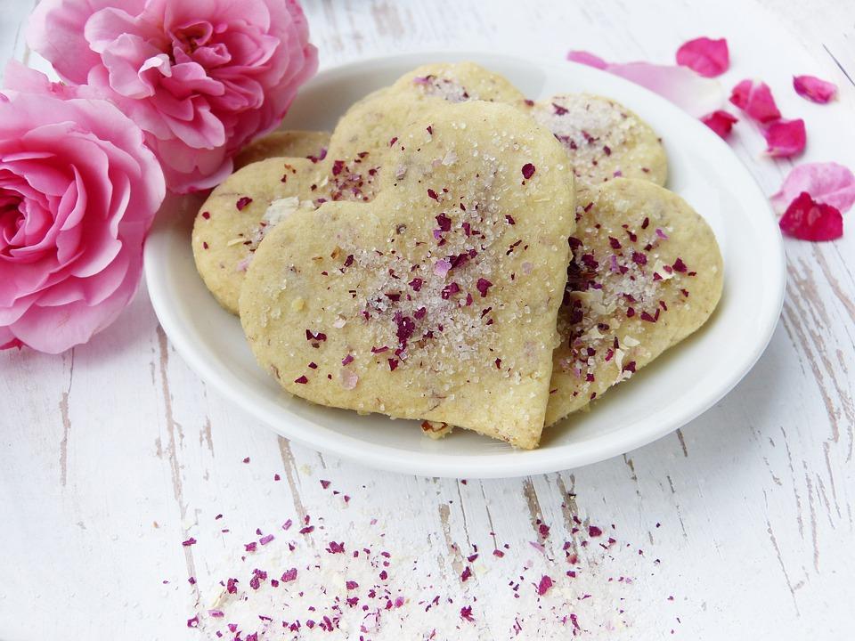 Valentýn se blíží! Potěšte svou lásku dárkem i něčím dobrým na zub