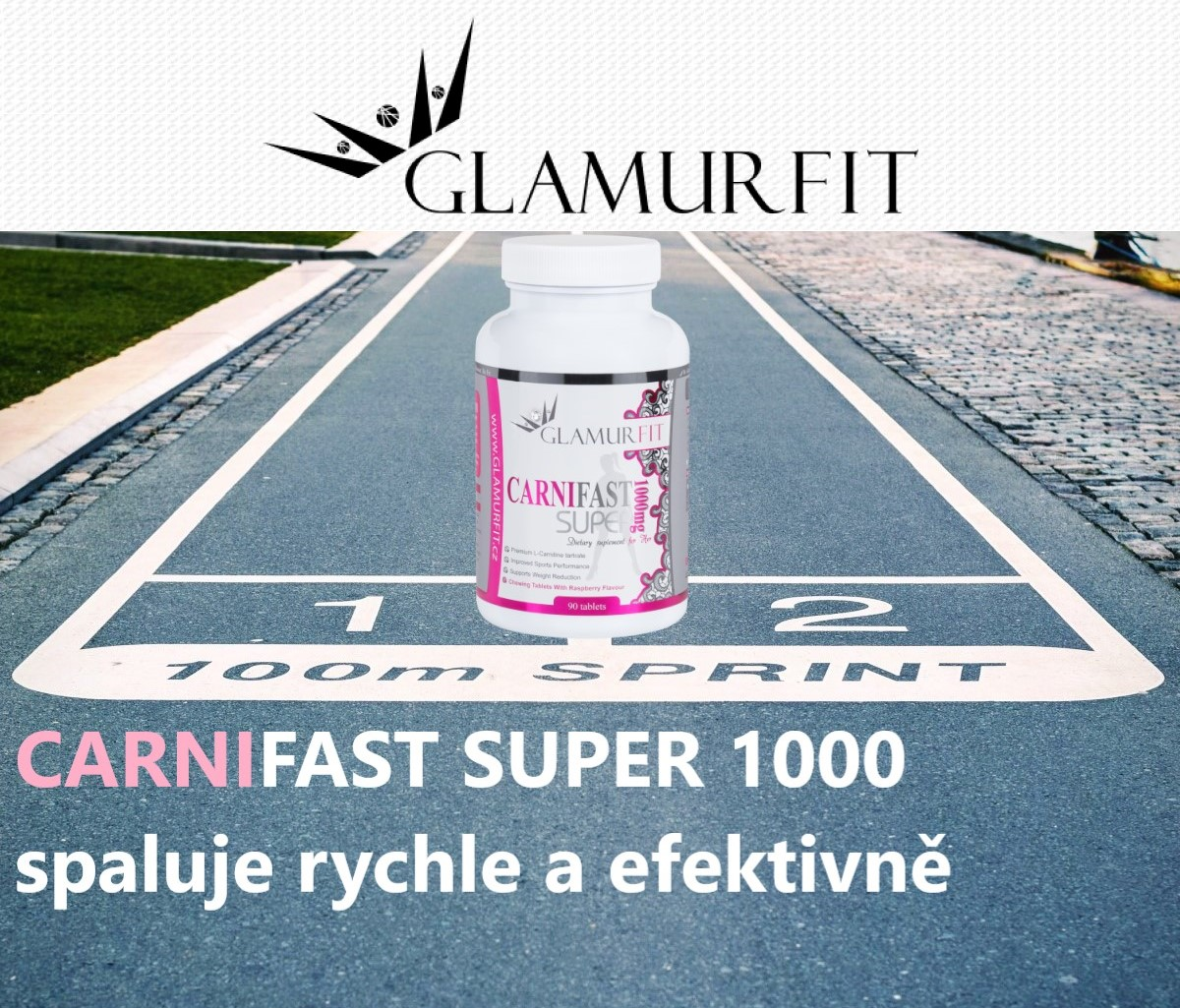 CARNIFAST SUPER 1000mg