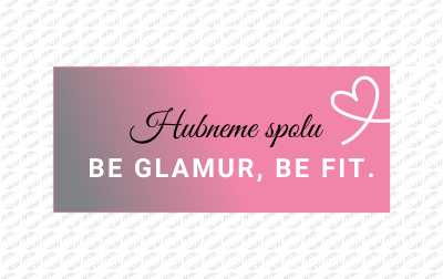 Buďte fit s Glamurfit.