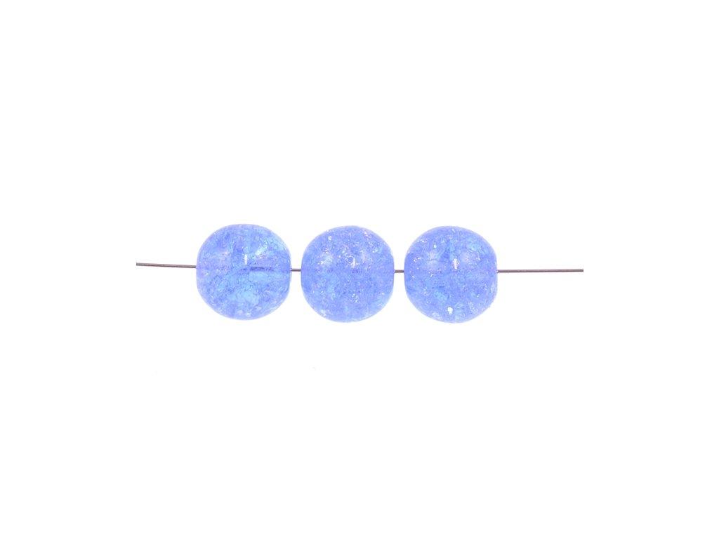 Práskané kulaté korálky - 10 mm 30030/85500