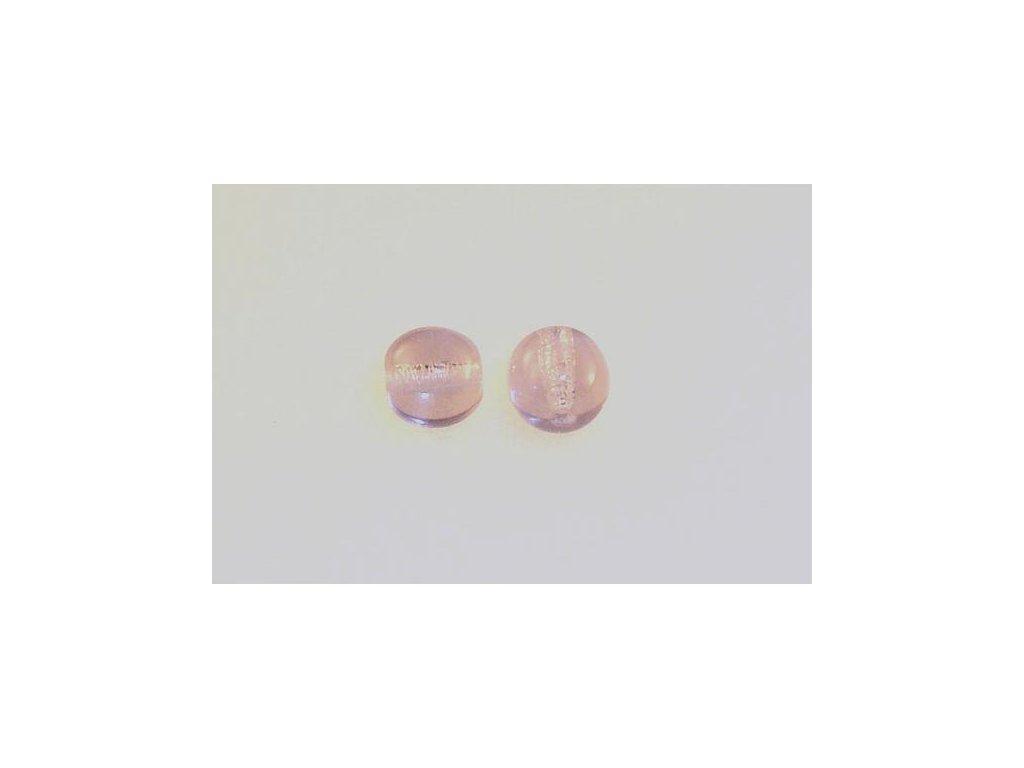 Mačkané kulaté korálky - 8 mm 20500
