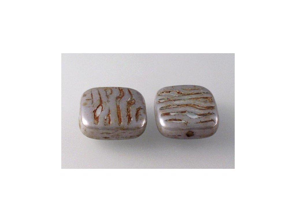 Mačkané korálky 11130029 16x15 mm 03000/65455
