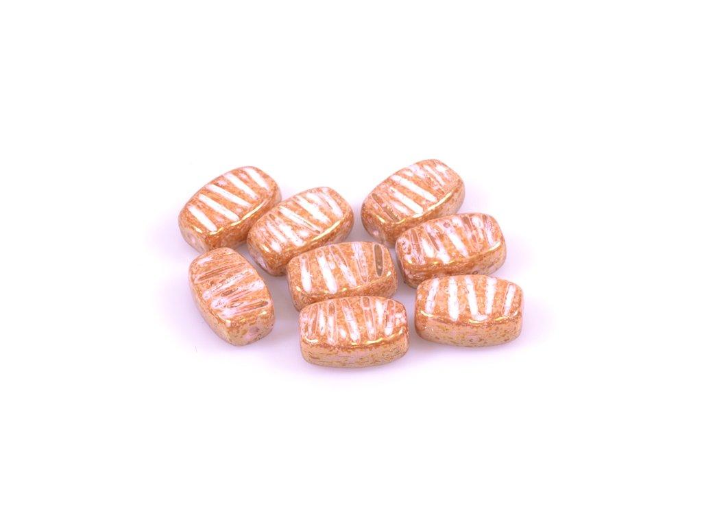 Mačkané korálky 11130123 14x9 mm 03000/15422