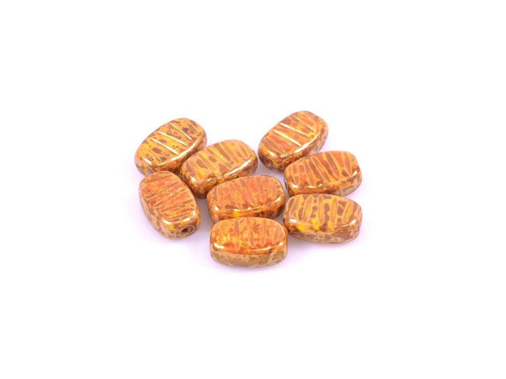 Mačkané korálky 11130123 14x9 mm 83120/15422