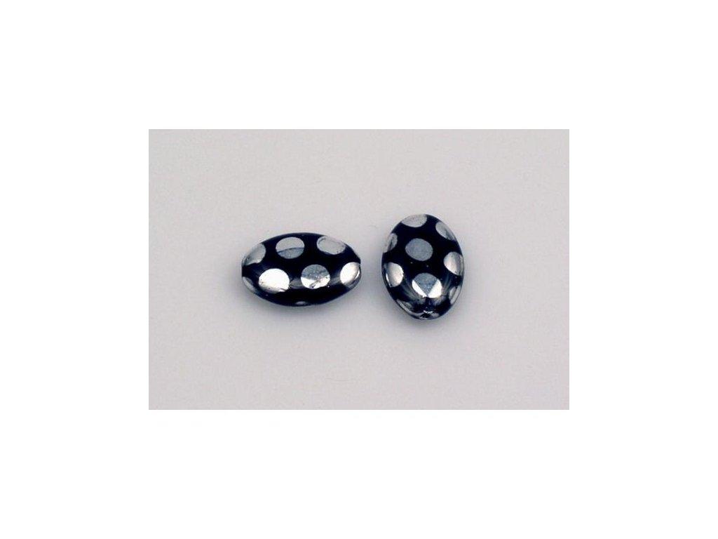 Mačkané korálky 11199006 16x11 mm 23980/27007