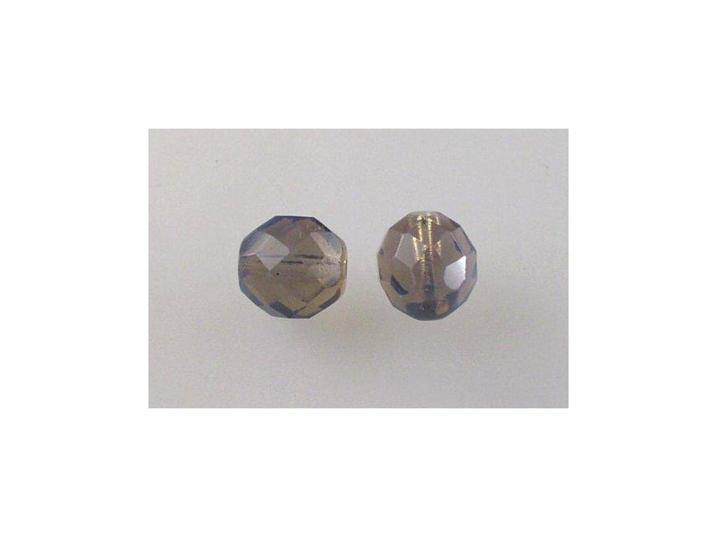 Broušené korálky - ohňovky 10 mm 21010