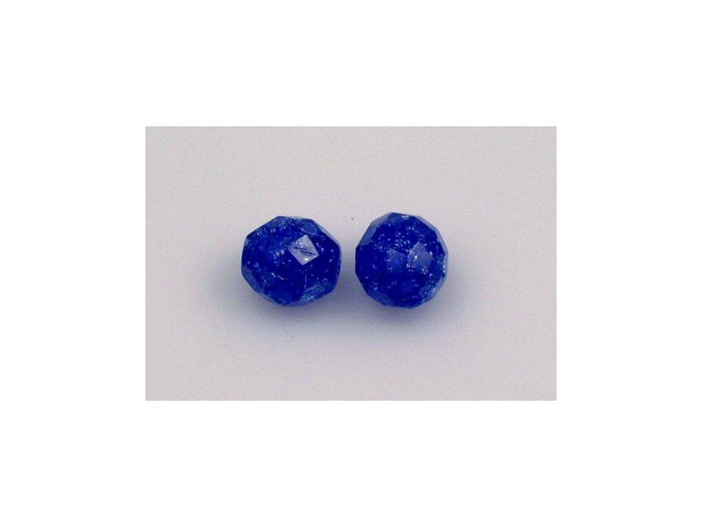 Práskané broušené korálky - 10 mm 30060/85500