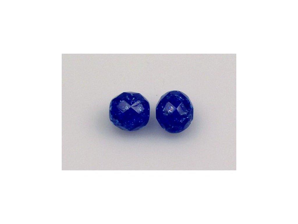 Práskané broušené korálky - 10 mm 30080/85500