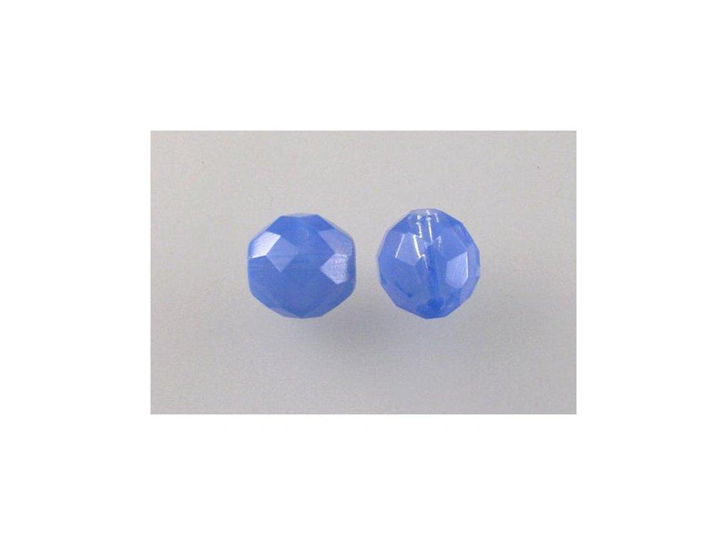 Broušené korálky - ohňovky 10 mm 31000