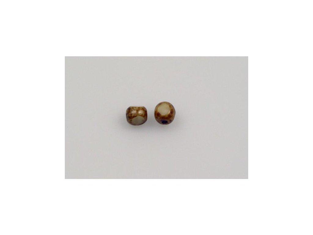 Broušené korálky tvarové 15119501 4 mm 13010/86800