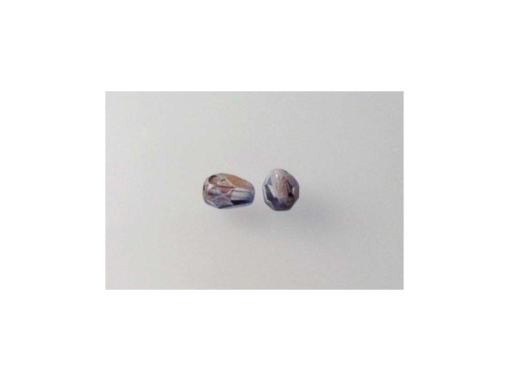 Broušené hrušky 15155001 7x5 mm 00030/91006