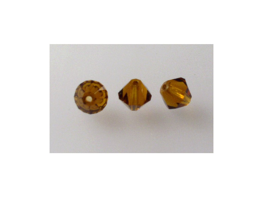 M. C. perle - sluníčka - 6 mm 10110