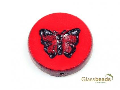 Motýl 20 mm 93210/46449