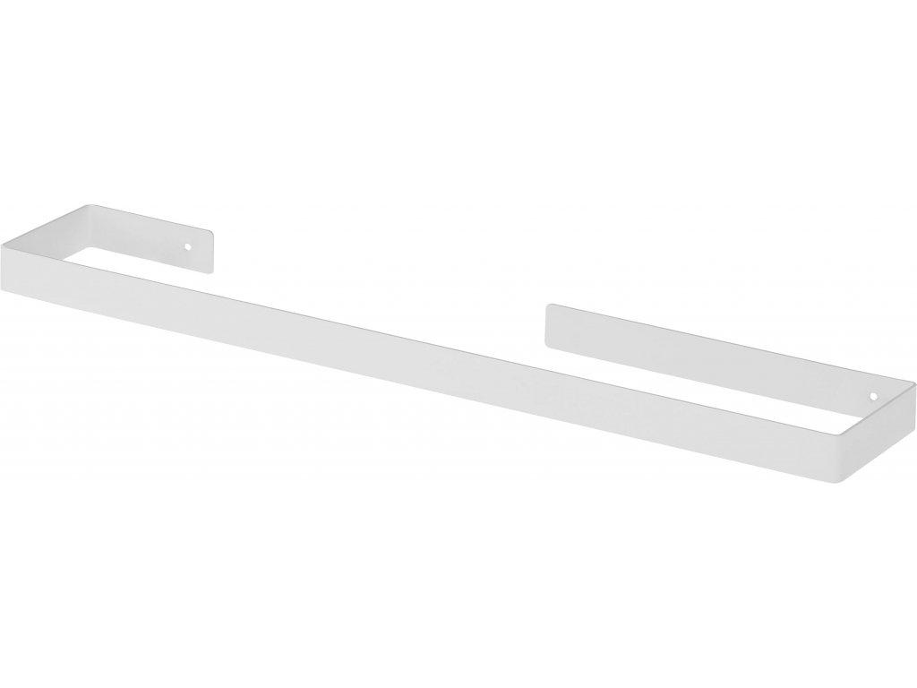 Deante Mokko Nástenný držiak na uterák 60 cm Bianco Čierna