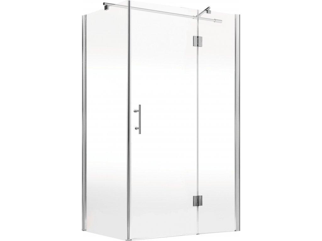 Deante Abelia Obdĺžniková sprchová kabína 80x100 cm (Veľkosť 90 x 100 cm)