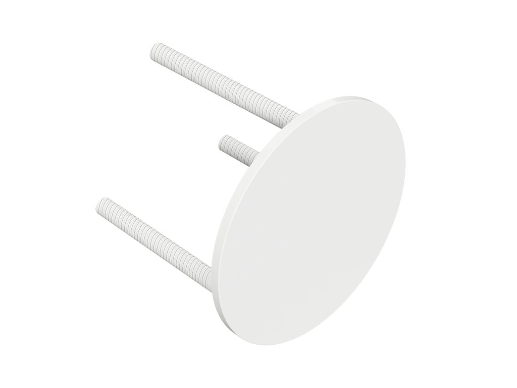 Bemeta HELP Redukcia na dvere pre madlá, biela (Farba Biela)