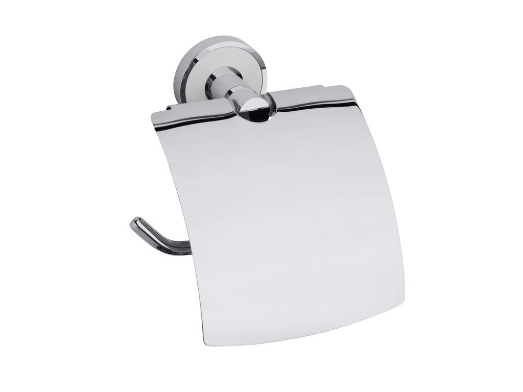 Bemeta TREND-I Držiak toaletného papiera s krytom, biela (Farba Žltá)