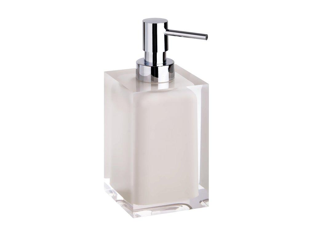 Bemeta VISTA Dávkovač tekutého mydla - béžový (Farba Biela)