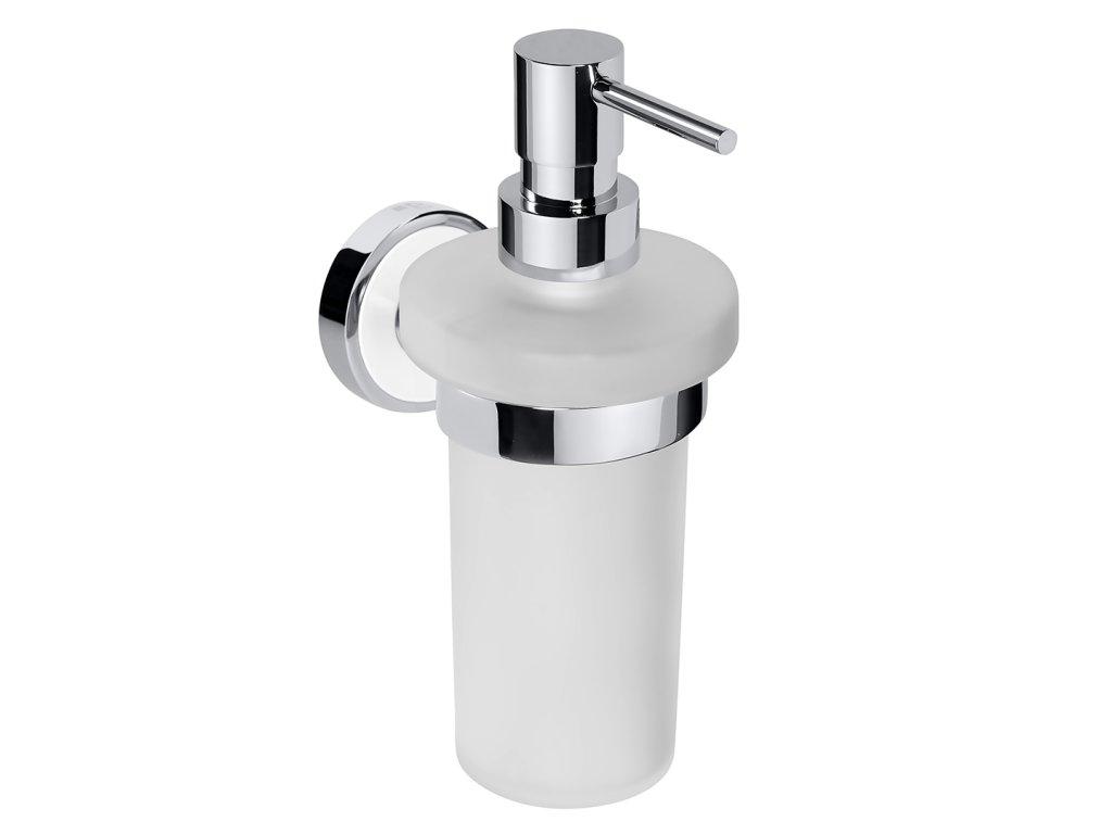 Bemeta TREND-I: Dávkovač tekutého mydla 230 ml, biela (Farba Žltá)
