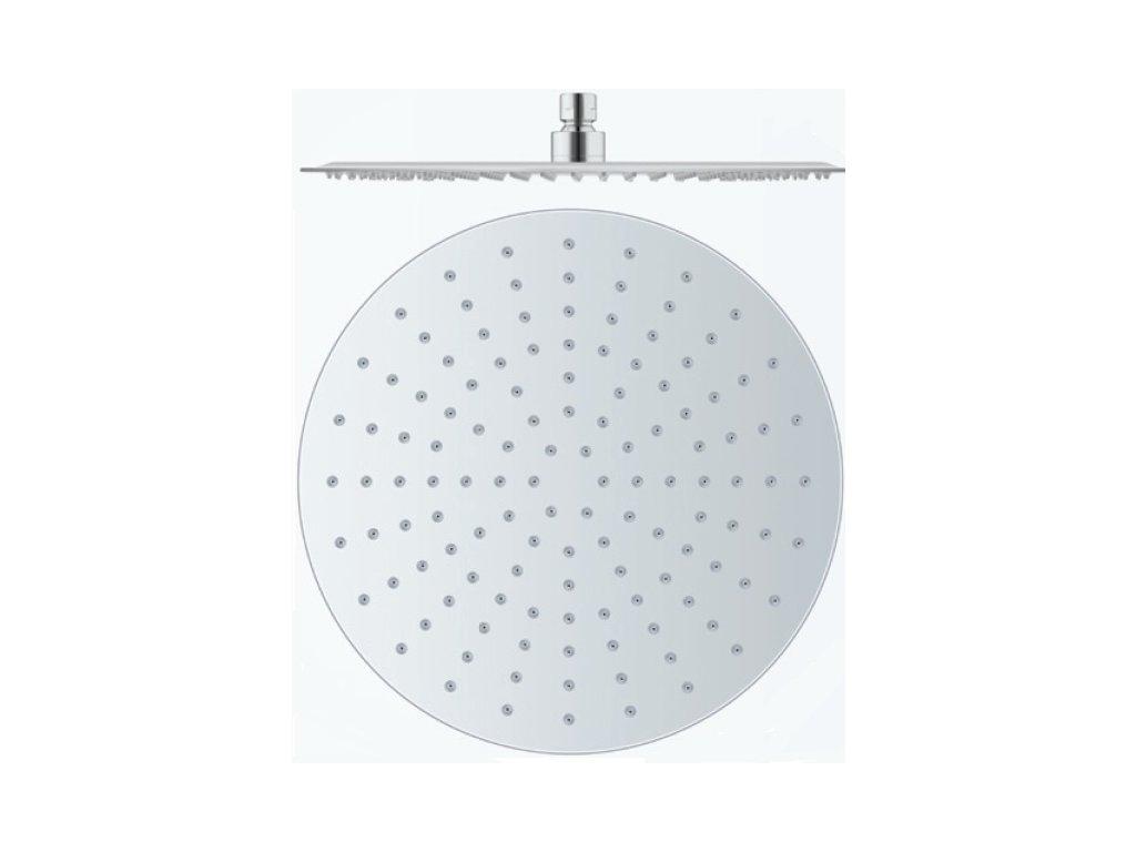 56265 slezak rav hlavova sprcha gulata kovova o 20 cm nerez