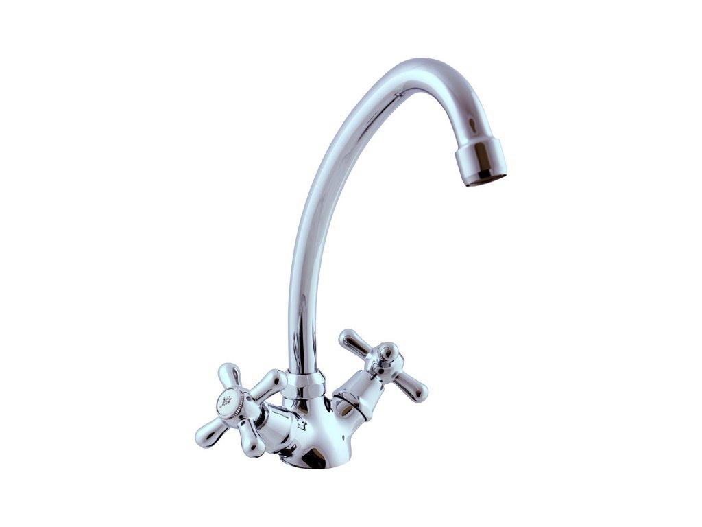 Slezák-Rav Vodovodná batéria drezová/umývadlová MORAVA (Veľkosť 1/2'')