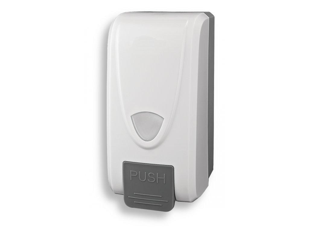 20121 novaservis zasobnik na tekute mydlo 1000 ml biely