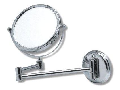 20100 novaservis kozmeticke zrkadlo zvacsovacie otocne chrom