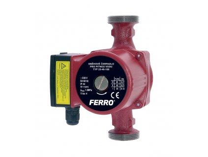 Novaservis Obehové čerpadlo pre pitnú vodu 25-40 130 mm (Veľkosť 25-60/130mm)